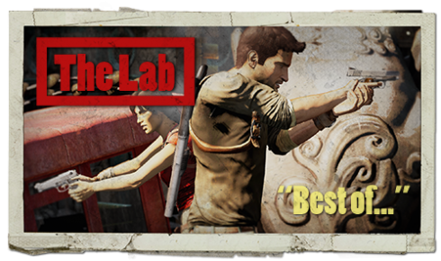 Uncharted 3: The Lab – 5 v 5 Team Death Match – Riot Shields, Arm Micros, and Grenades