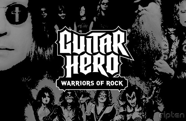 Guitar Hero®: Warriors of Rock Kicks Off 2011 with New Downloadable Content from Nine Inch Nails, A Day To Remember, Hawthorne Heights, The Used and More Ten Song Mega Pack Arrives Today for the Guitar Hero® Music Library