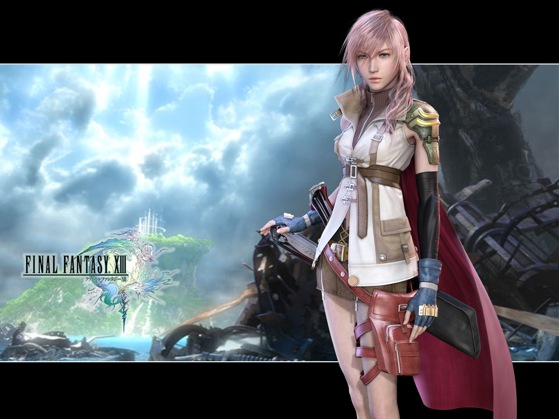 Square Announces Final Fantasy XIII-2