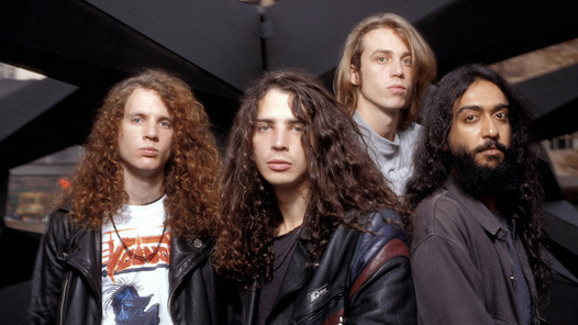 Megadeth's 'Sudden Death' and Soundgarden's 'Black Rain' – Both Headliners in Guitar Hero(R): Warriors of Rock – Nominated for GRAMMY Awards