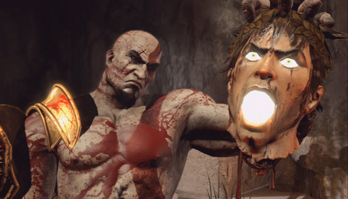 God of War 4 in development? Better Graphics,3D,and Co-op?:Do we want Co-op?