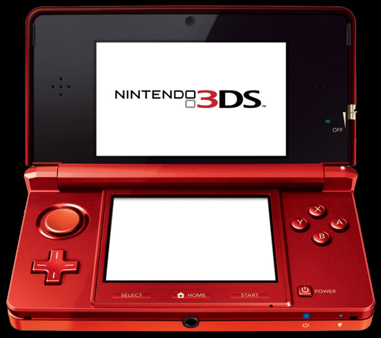 Nintendo 3DS Launch Day Games Lineup Revealed