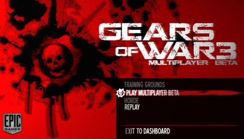 Free Gears of War 3 Multi-player Beta Code! Beta ends May 15!