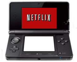 Netflix app coming to 3DS tomorrow