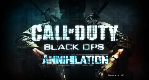 Call Of Duty: Black Ops Brings the Heat With Call of Duty: Black Ops Annihilation Content Pack for PlayStation 3 System and Windows PC