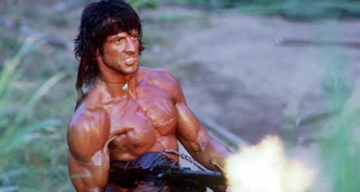 Rambo game coming next year