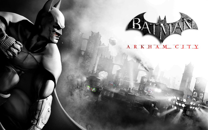 Batman: Arkham City — First 15 minutes