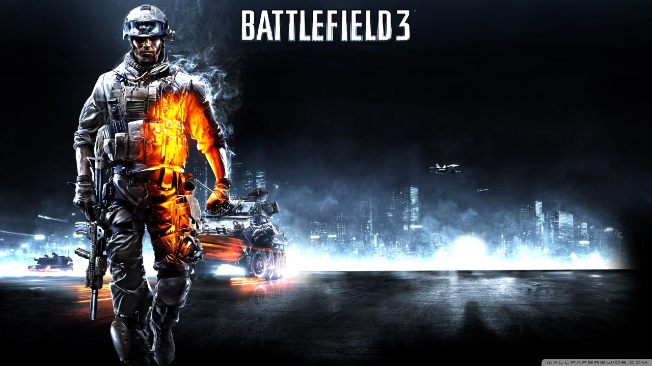 Battlefield 3 will be 2 discs on the Xbox 360