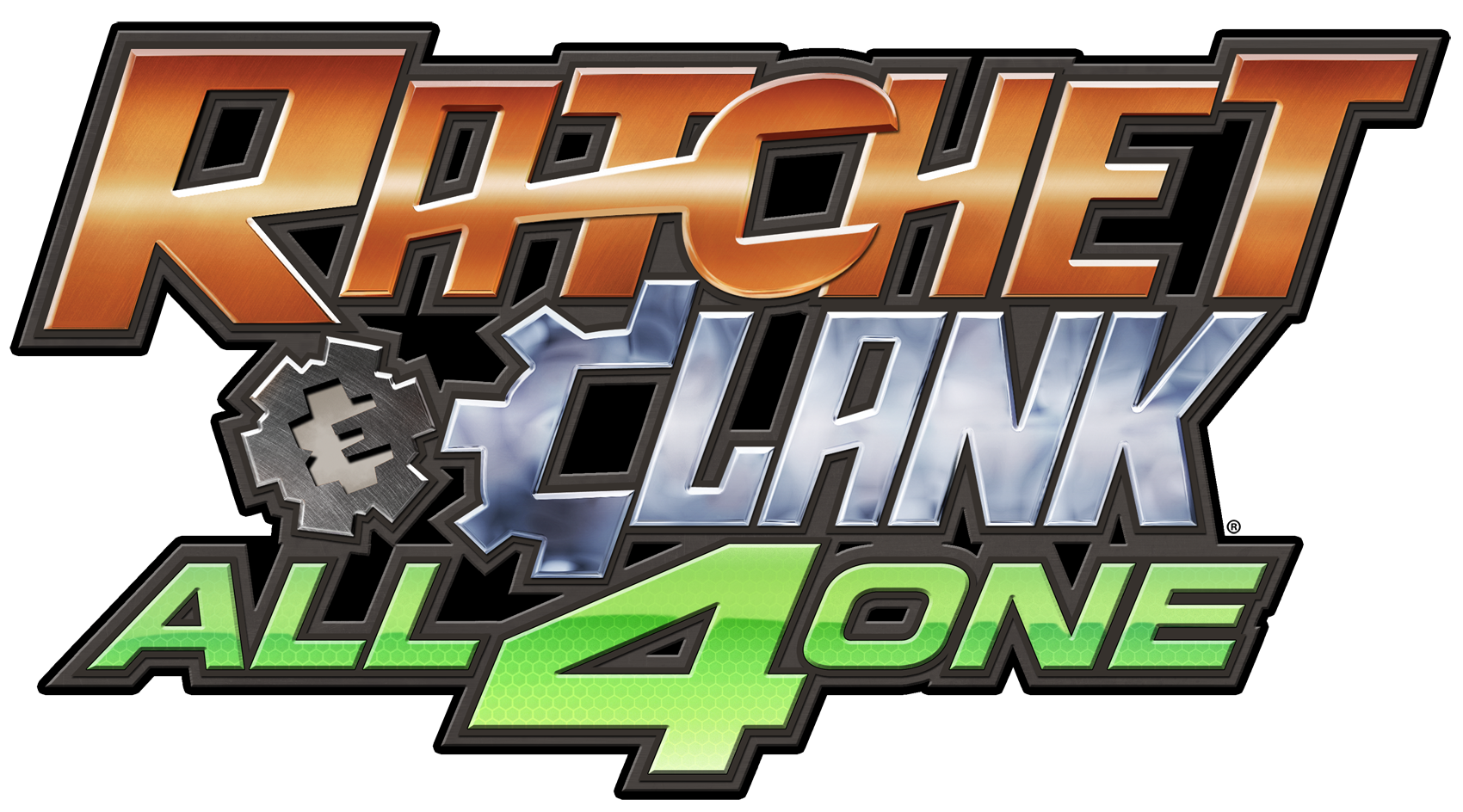 Ratchet & Clank: All 4 One – A Party of One