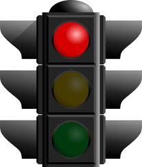 Am I the only one that stops at a red light?