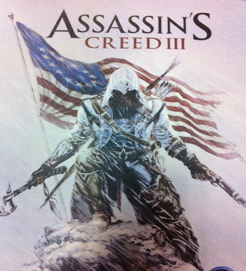 Assassin's Creed 3: Official AnvilNext Trailer