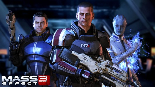Mass Effect 3: Exclusive limited time offer – Darknight anyone?