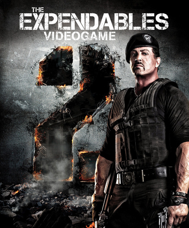 The Expendables 2 Videogame – Official Launch Trailer
