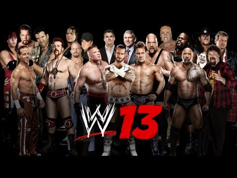 WWE '13:The complete roster revealed