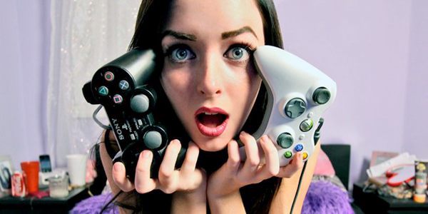 Female  gamers…WHAT'S THE BIG DEAL?