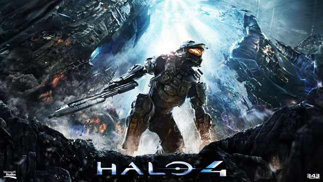 Halo 4 – Launch Trailer (Gameplay)