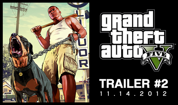 Grand Theft Auto V: Official Trailer #2