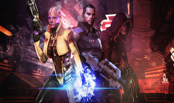 Mass Effect 3: Omega DLC Official Trailer