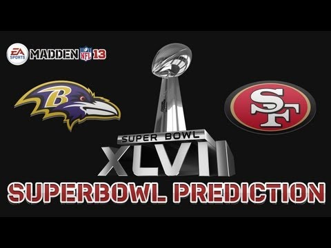 Super Bowl 47 Players React to Madden NFL 13 Predictions