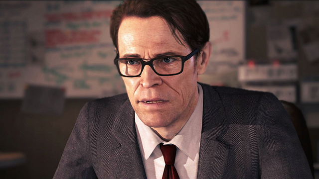 BEYOND: Two Souls – Willem Dafoe Reveal Trailer