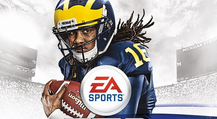 NCAA-Football-14-Cover-Star-Is-Denard-Robinson