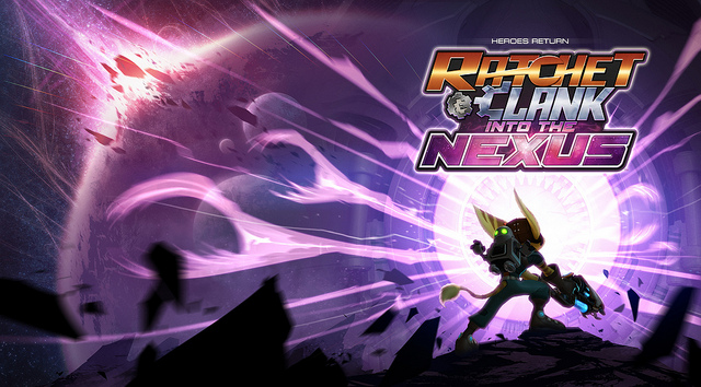 Ratchet and Clank: Into the Nexus – Announce Trailer