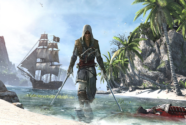Assassin's Creed IV: Black Flag Review (Single Player Portion)
