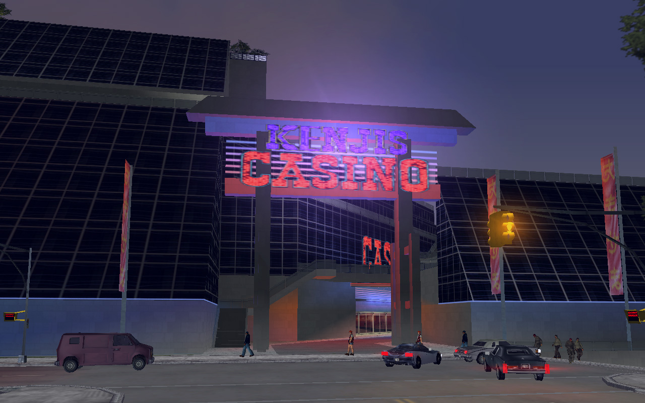 The Importance of Casinos In GTA