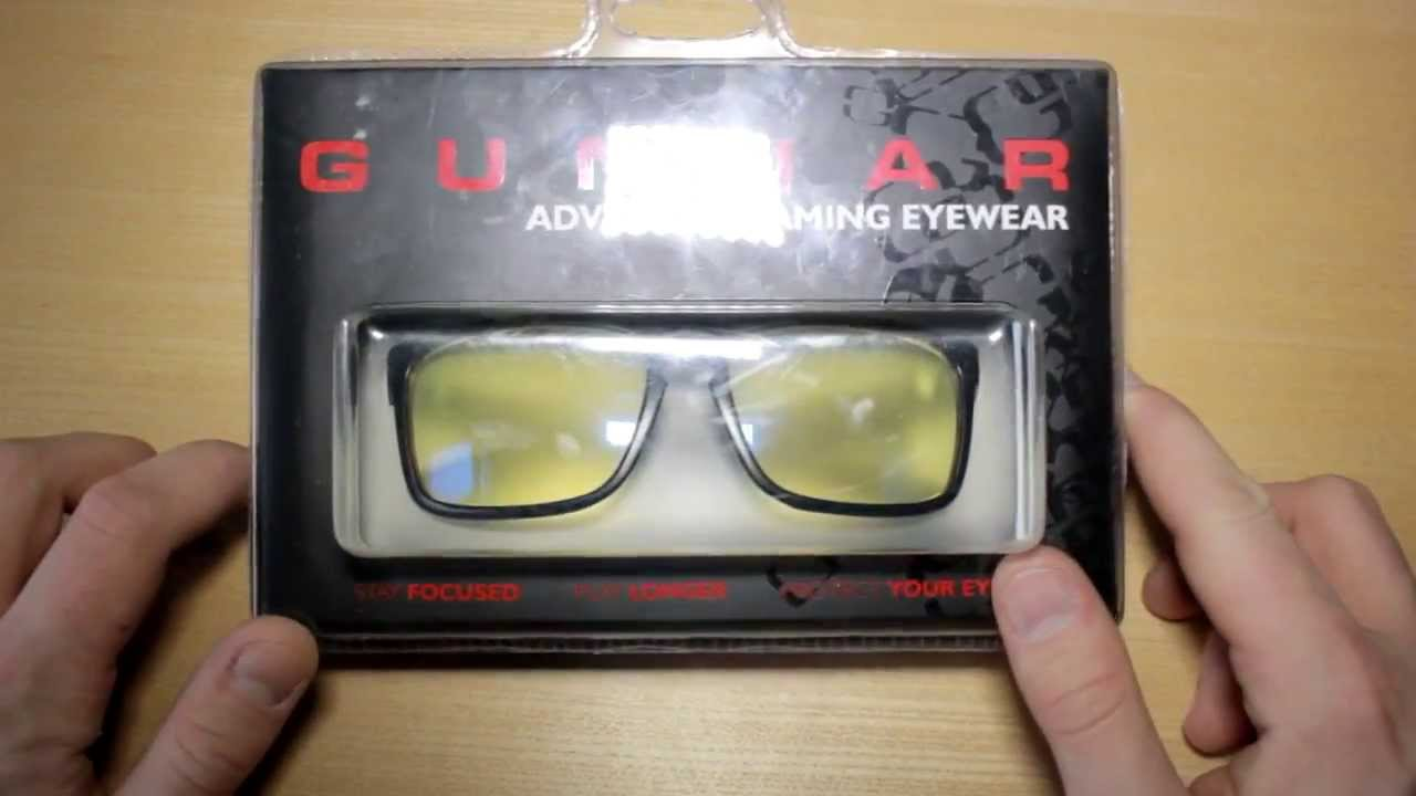 Gunnar Intercept Onyx (Gamer Glasses) Unboxing