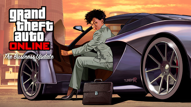 GTA Online: The Business Update Out Today
