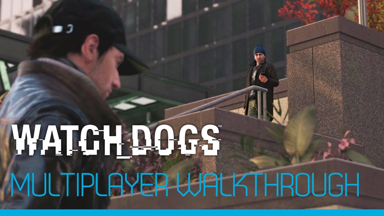 Watch_Dogs – 9 minute Multiplayer Gameplay Demo