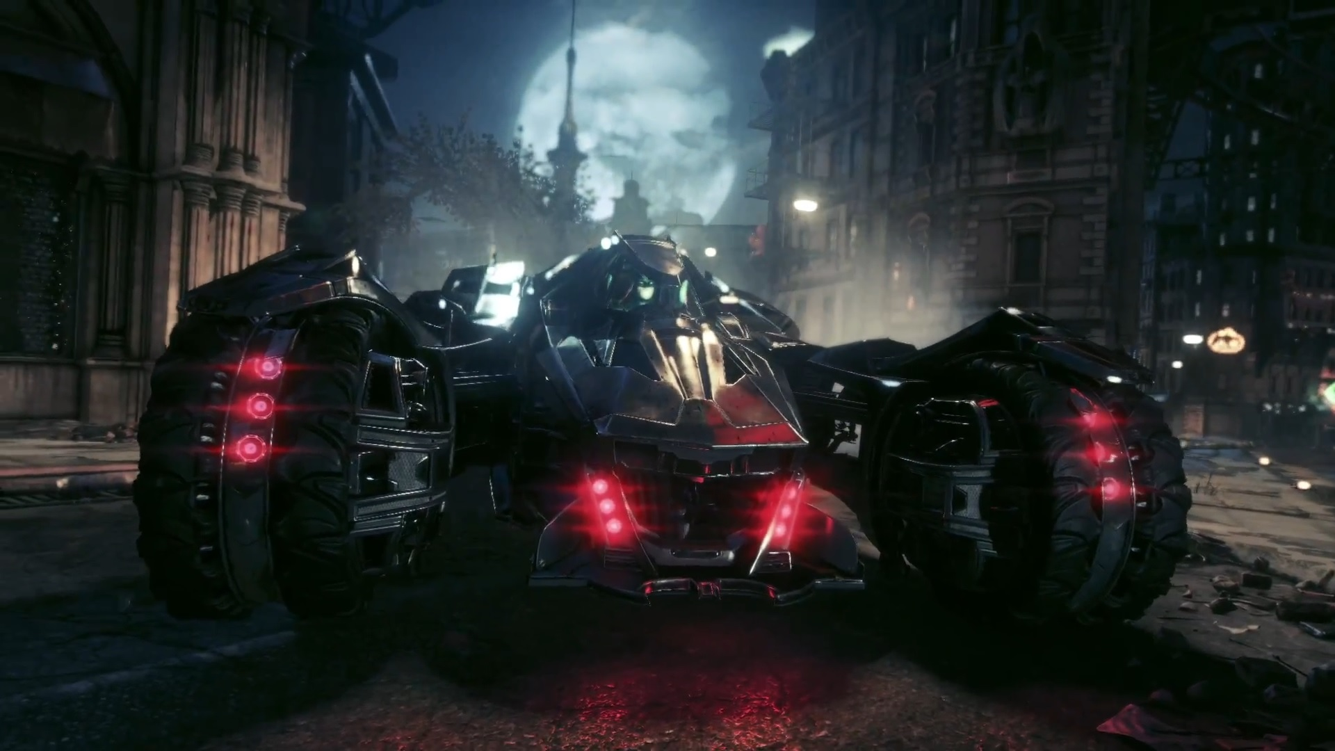 Batman: Arkham Knight — Batmobile Battle Mode Reveal
