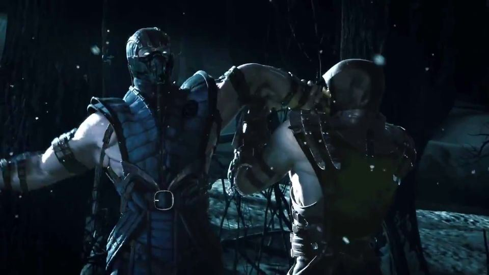 MORTAL KOMBAT X –  Announce Trailer – 'Who's Next?'