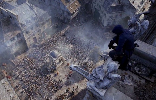 Assassin's Creed: Unity — Revolution Gameplay Trailer