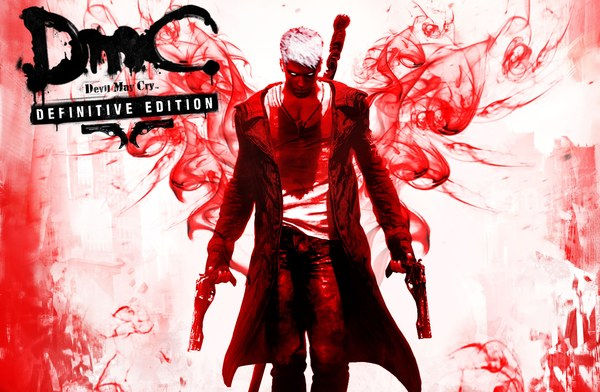 DmC Devil May Cry: Definitive Edition – Announcement Trailer
