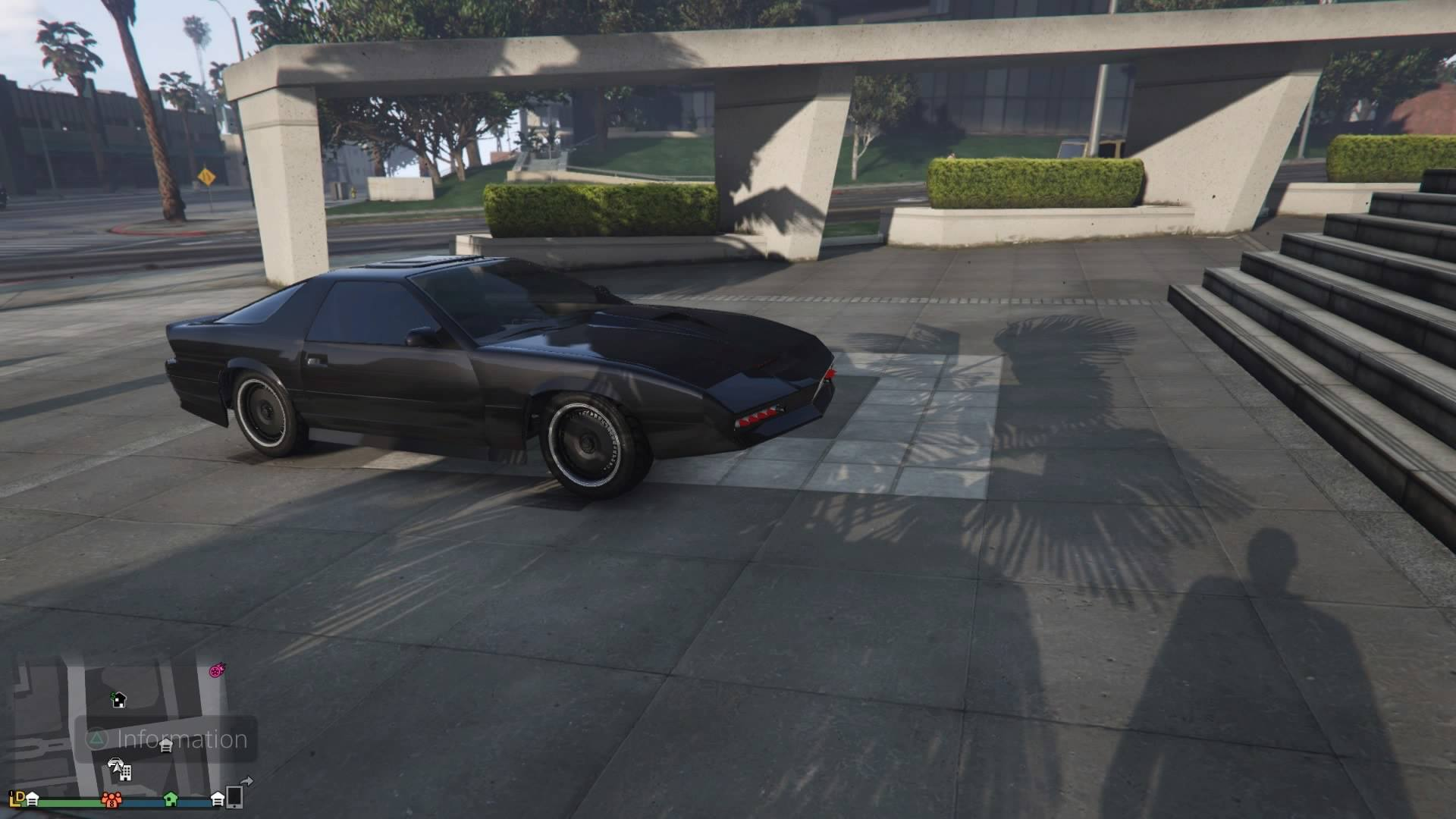 "GTA V Online: A Shocking Thing Happens Trying To Engage The ""Ruiner 2000"" Aka KITT (Knight Rider Car)"
